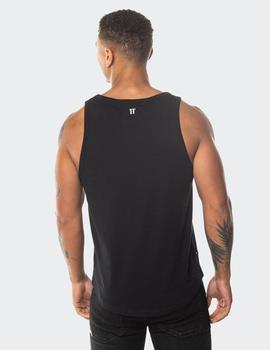Camiseta Tirantes Eleven Degree CORE VEST - Black