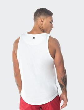 Camiseta Tirantes Eleven Degree CORE VEST - White