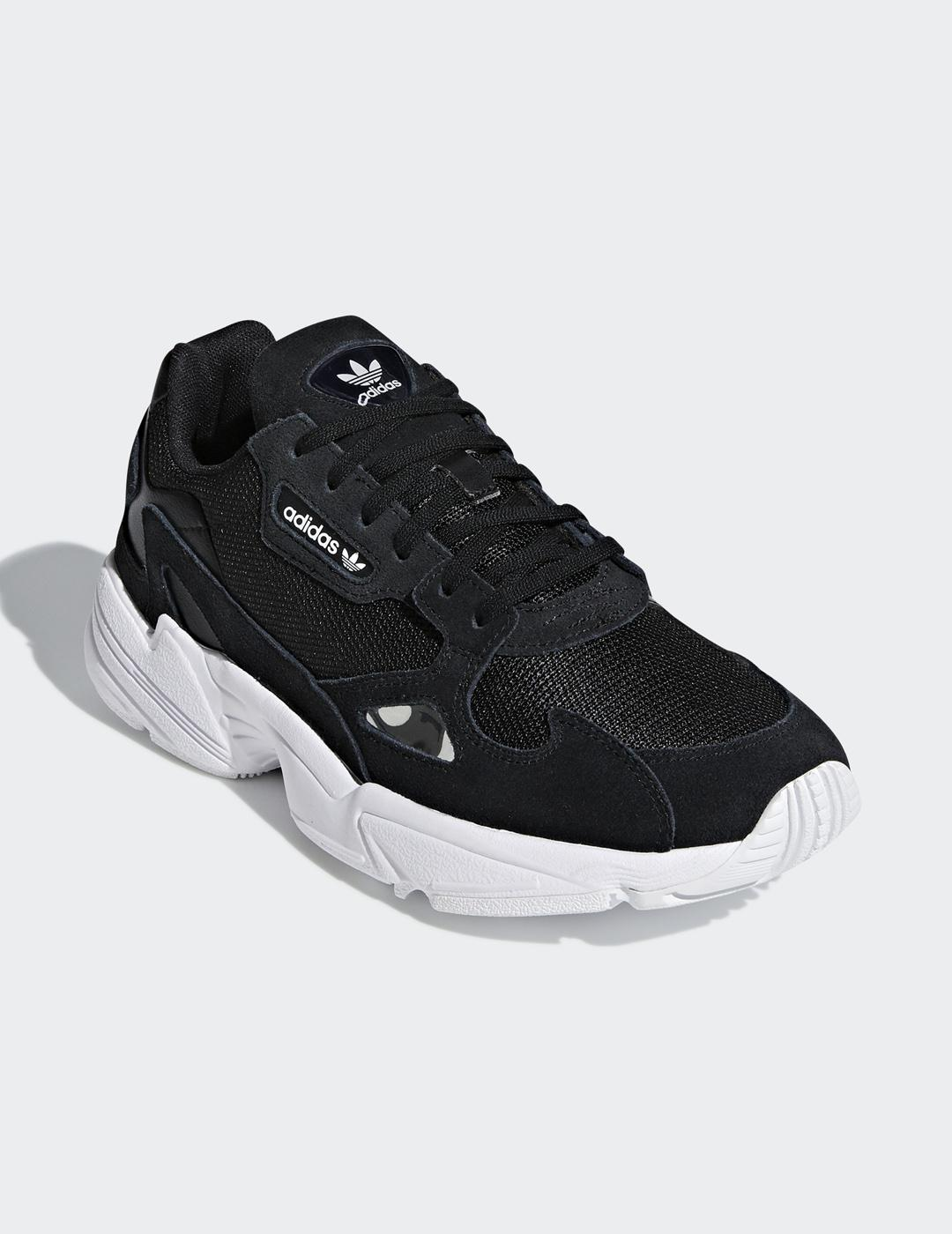 Zapatillas Adidas  W FALCON - Black Black