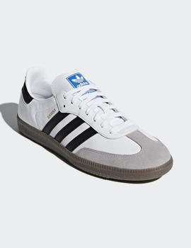Zapatillas Adidas SAMBA OG 20 - WHITE BLACK