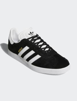 Zapatillas Adidas  GAZELLE - Black White