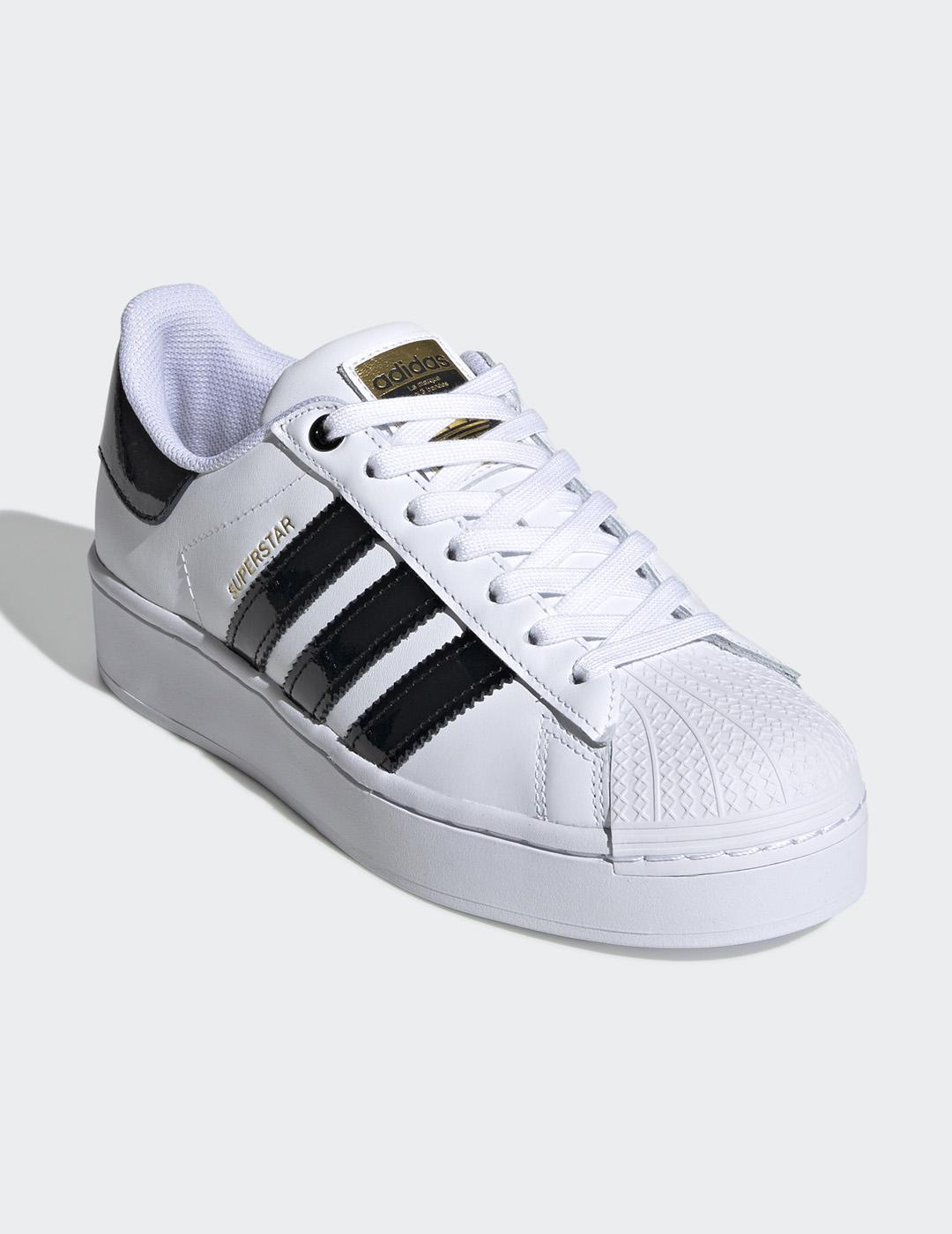 Zapatillas Adidas SUPERSTAR BOLD W - Blanco