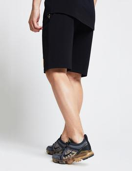 Bermuda TAPED SHORT - Black