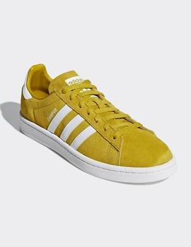 Zapatillas CAMPUS - Raw Ochre White