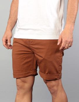 GOODSTOCK DENIM WALKSHORT - Copper