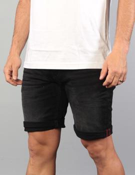 Bermuda 9709 CLEAN - Denim Black