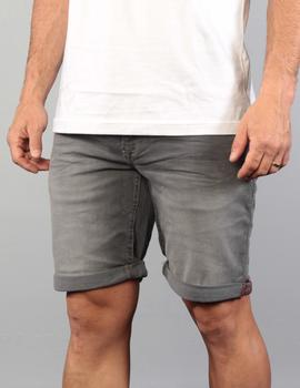Bermuda 9709 CLEAN - Denim Grey