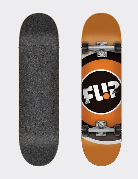 Skate Completo Flip Odyssey Start Orange 7.75' x 31.60'