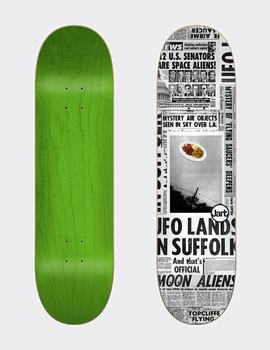 Tabla Skate Jart Flying Saucers 7.87' x 31.6' LC Jart
