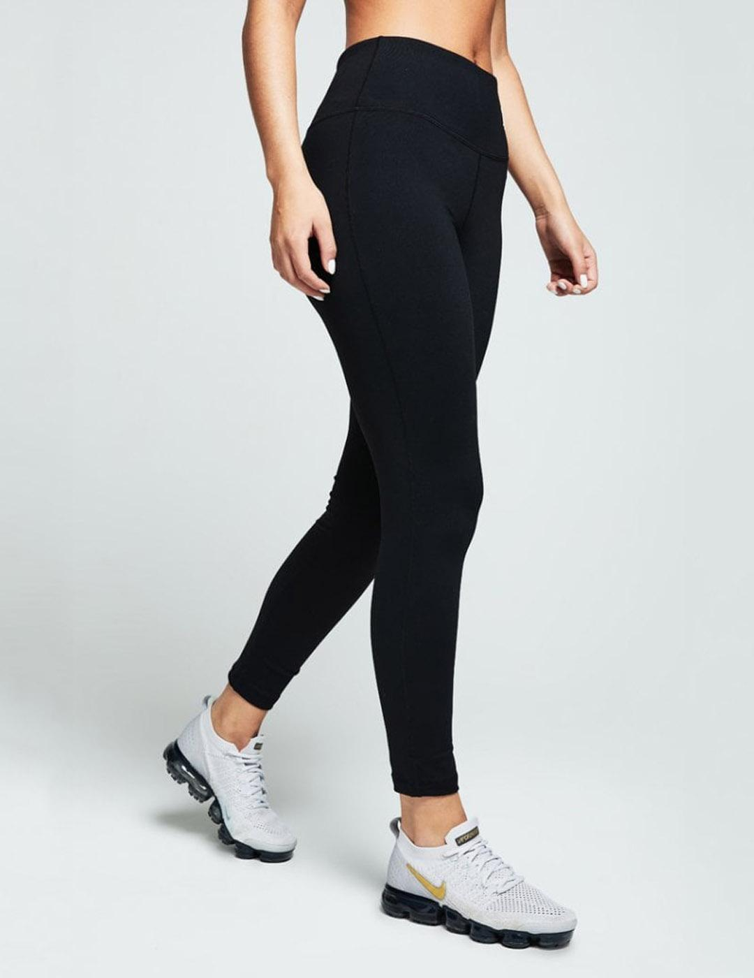 Leggings Siksilk GYM - Black