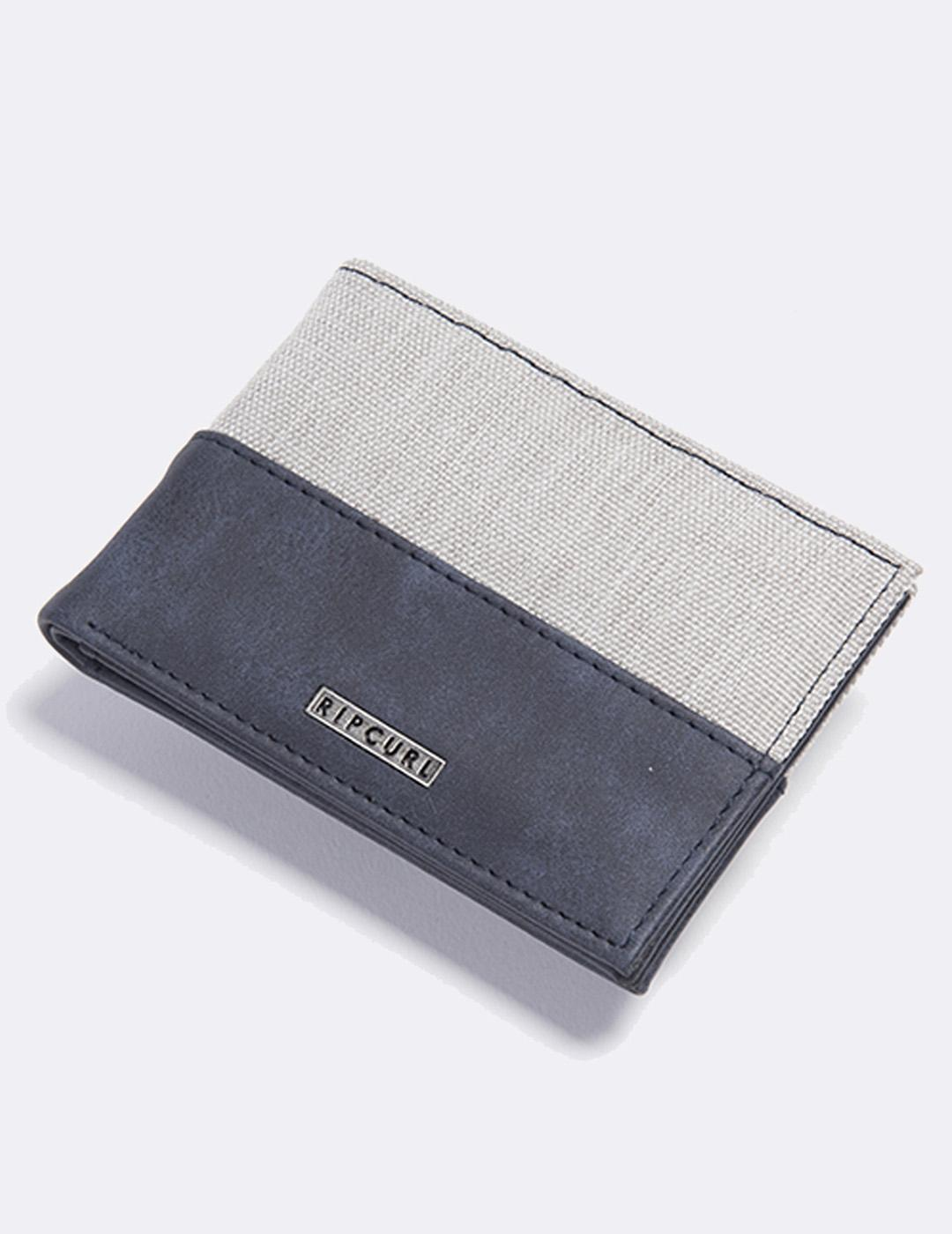 SPLIT PU SLIM WALLET
