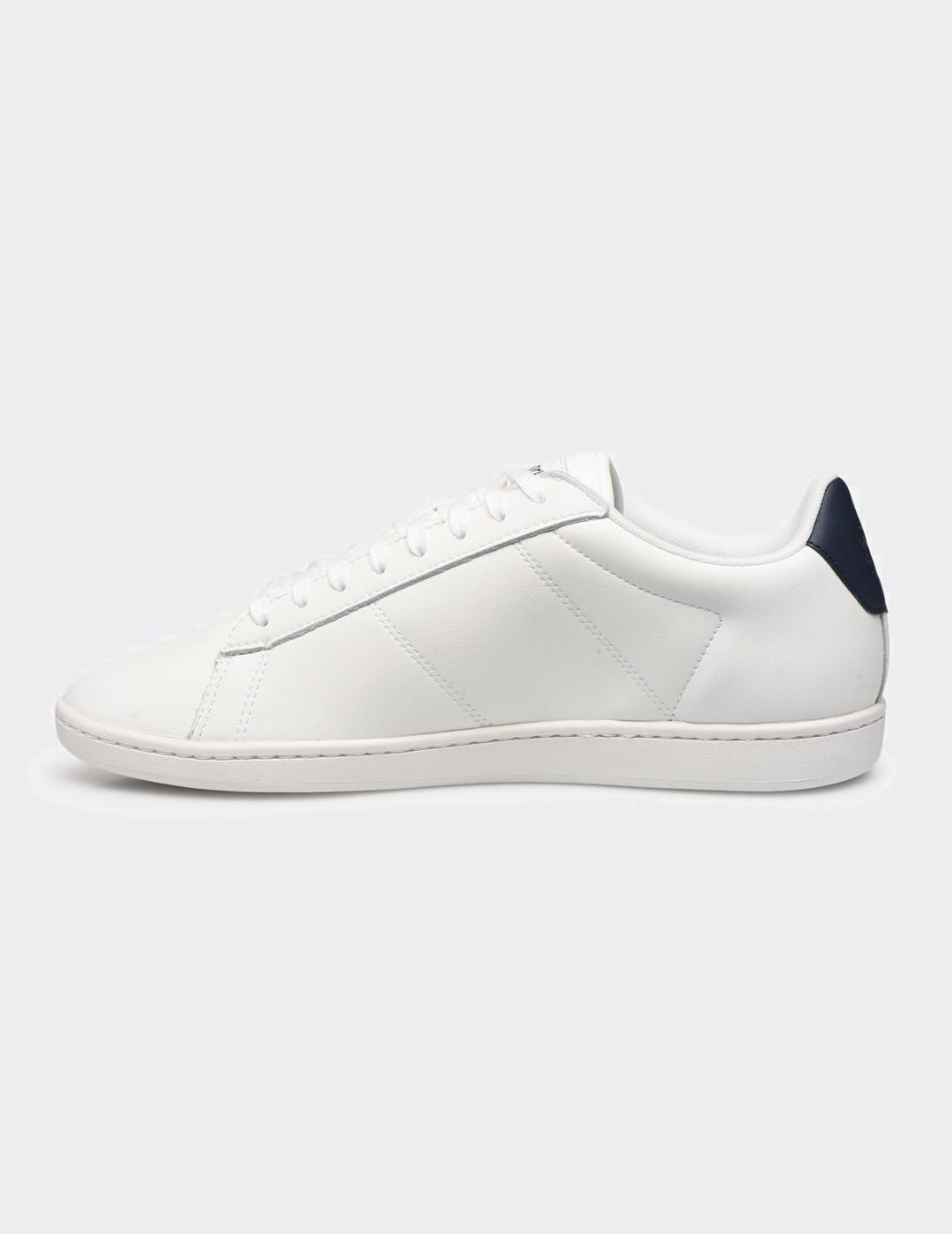 Zapatillas COURSET - Optical White Dress Blue