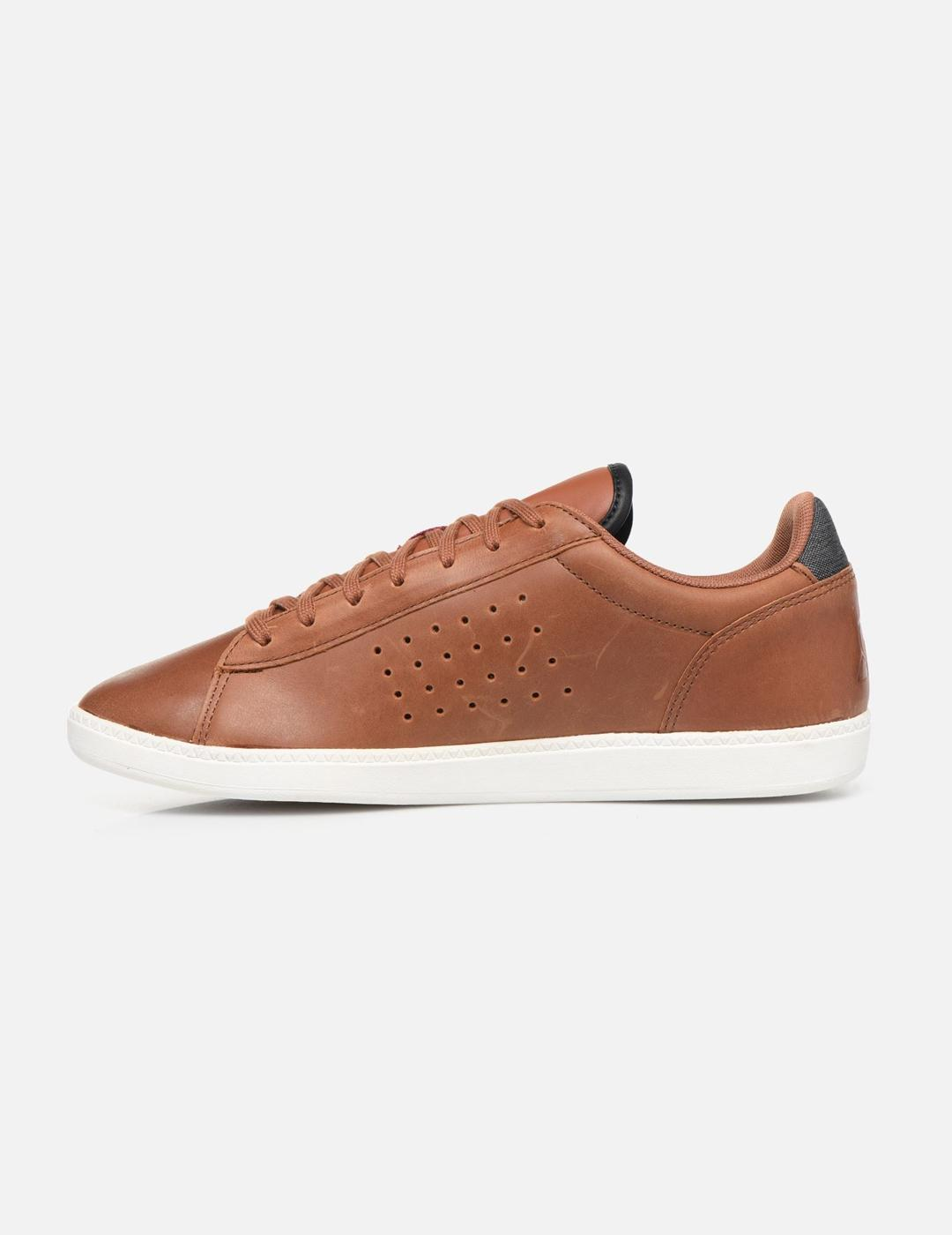 Zapatillas COURTSTAR WINTER LEATHER - CINNAMON