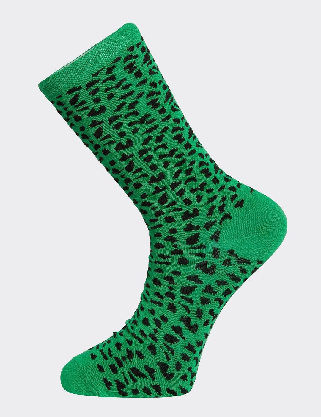 Calcetines Volcom BAD SMELLS - Scaromatic Green