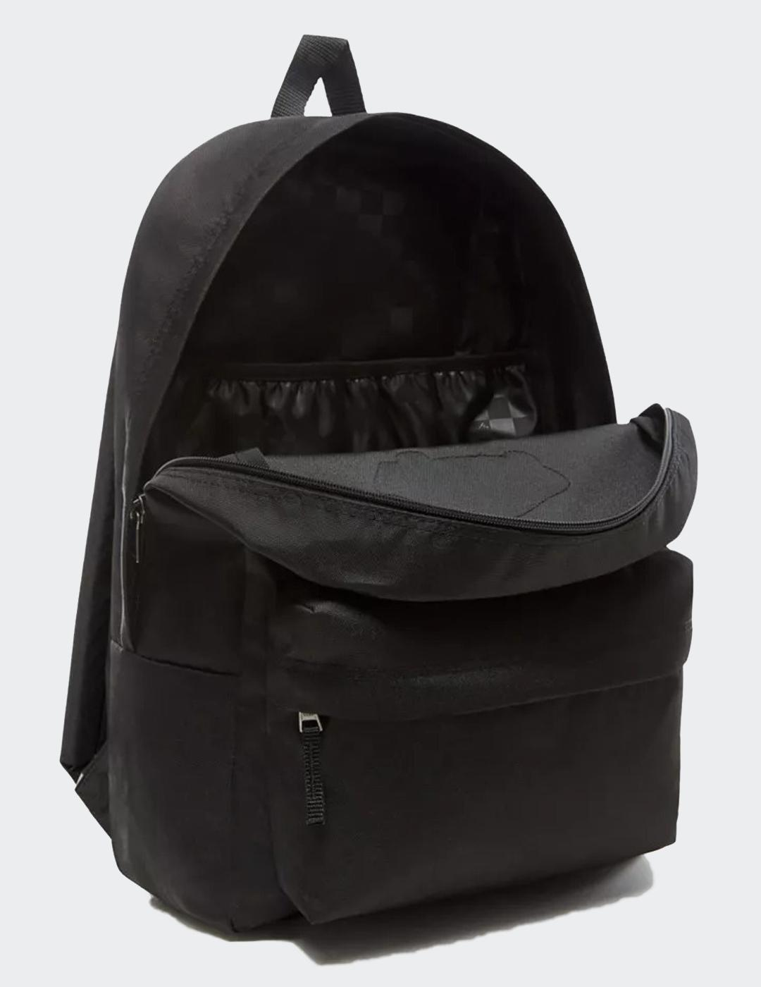 Mochila Vans  REALM BACKPACK Black