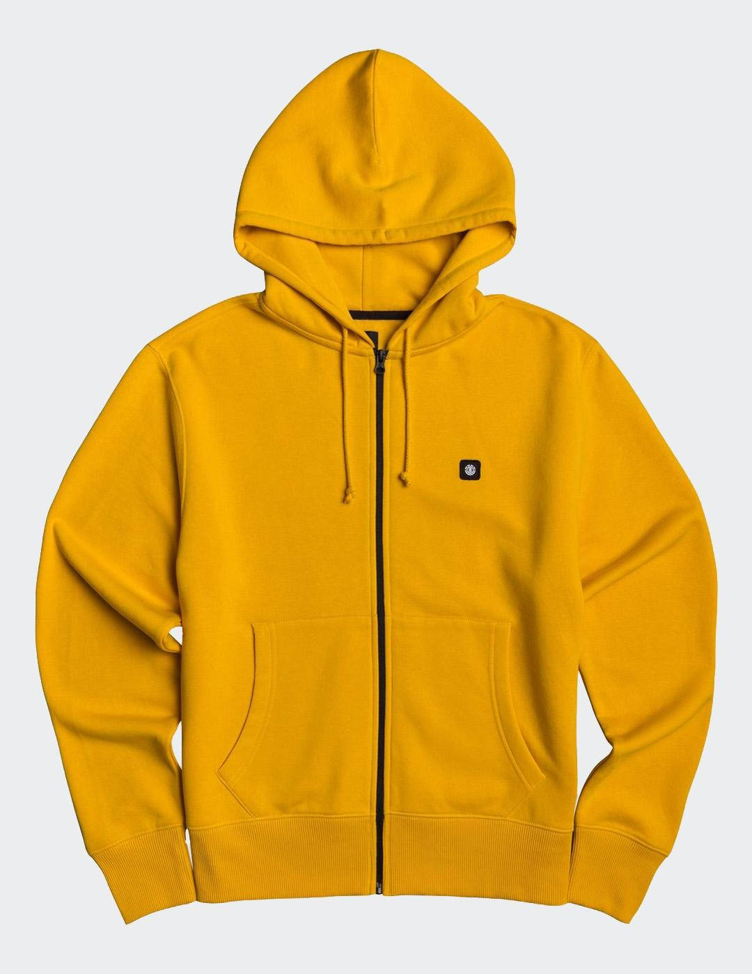 Sudadera Abierta Element  92 ZH - Old Gold