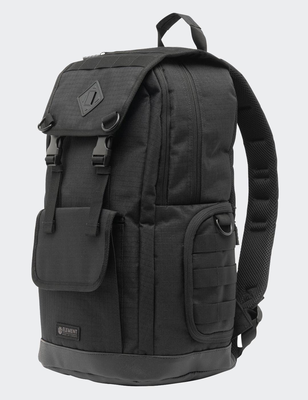 Mochila Element  CYPRESS RECRUIT - All Black
