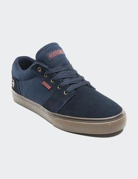 Zapatillas Etnies  BARGE LS - Navy/Gum/Gold