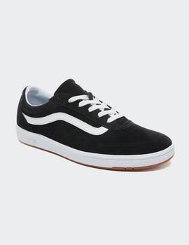Zapatillas Vans STAPLE CRUZE - Black true white