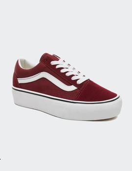 Zapatillas W OLD SKOOL PLATFORM - Port Royale
