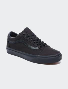 Zapatillas Vans OLD SKOOL - Negro/Negro