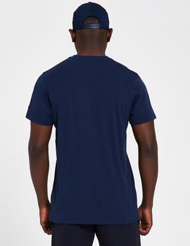 Camiseta WORDMARK PATRIOTS - Azul