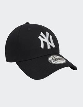 Gorra NY 940 LEGUE BASIC - Black/White