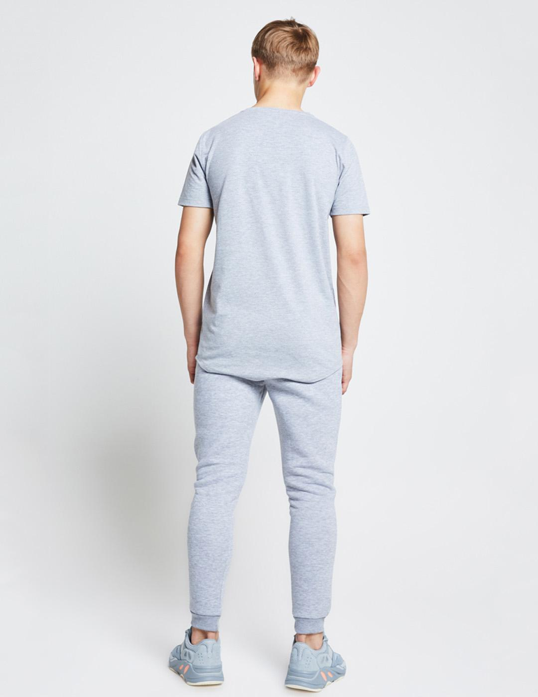 Camiseta CORE TEE -  Grey Marl
