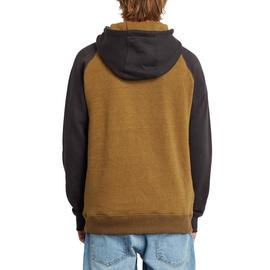 Sudadera Capucha Volcom  HOMAK - Golden Brown