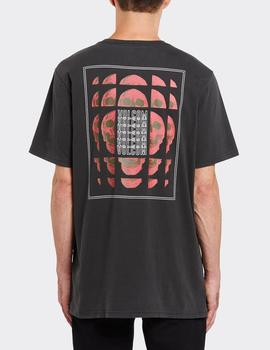 Camiseta Volcom CONCUSSION - Black