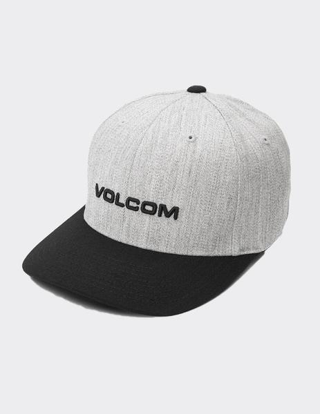 Gorra Volcom EURO XFIT - Heather Grey