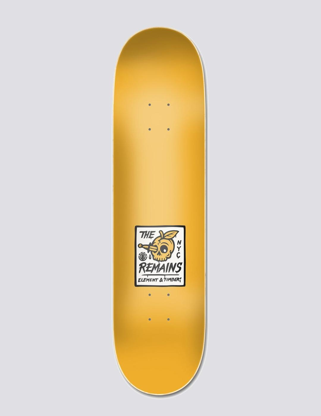 Tabla Skate Element TIMBER REMAINS 8.38'
