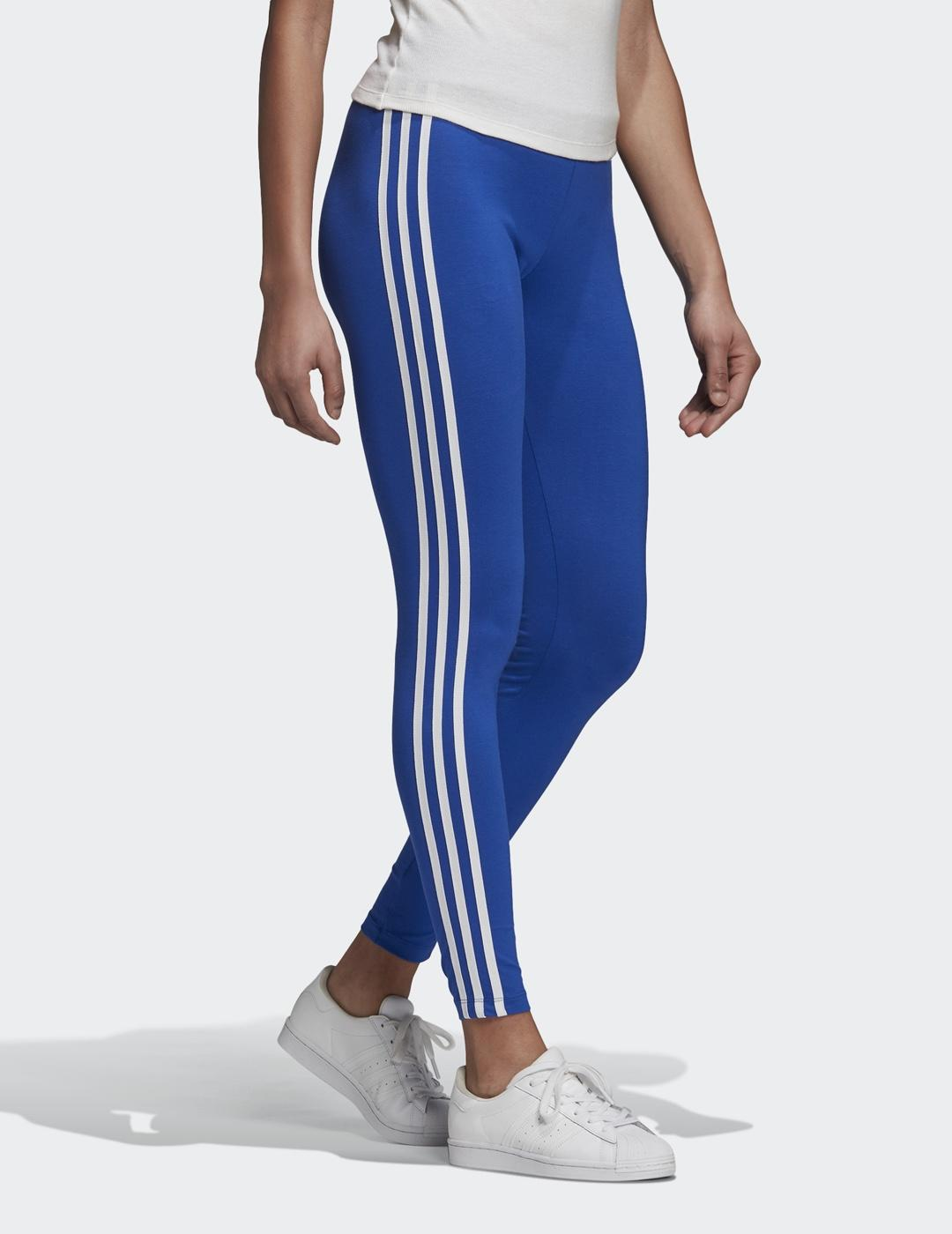 Leggins Adidas 3 STR TIGHT - Azul royal