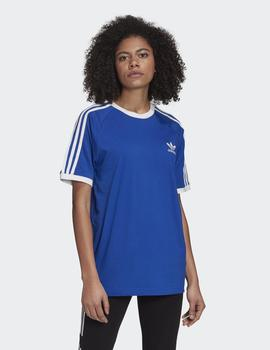 Camiseta Adidas 3 STR - Azul royal