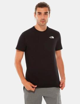 Camiseta The North Face REDBOX - Black
