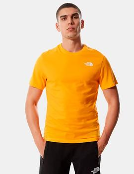 Camiseta The North Face REDBOX - Summit Gold/Black
