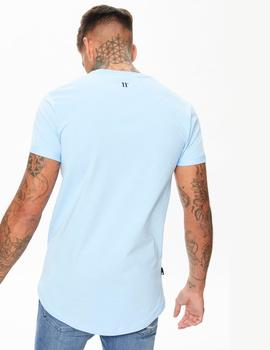Camiseta Eleven CORE MUSCLE FIT - Air Blue