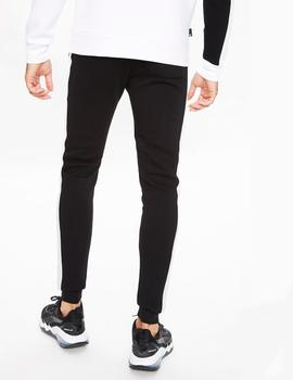 Pantalón Chandal Eleven BOXY BLOCK REGULAR FIT - Black /