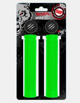 Manguitos Scooter BESTIAL WOLF RS81 155MM - Verde