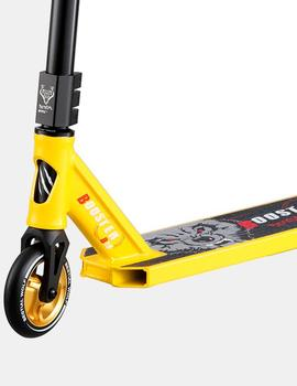Scooter BESTIAL WOLF BOOSTER B18 - Amarillo