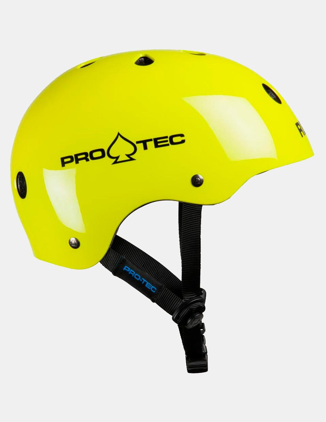 Casco PROTEC RENTAL CLASSIC CERTIFIED - Gloss Yellow