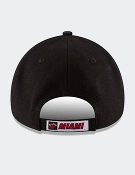 Gorra New era THE LEAGUE MIAMI HEATS -  egro