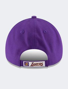 Gorra New era THE LEAGUE LA LAKERS - Morado