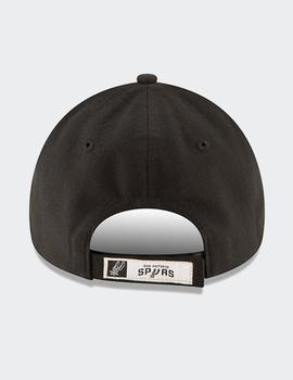Gorra New era THE LEAGUE SAN ANTONIO SPURS - Negro