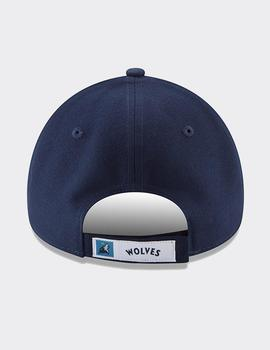 Gorra New era THE LEAGUE MIN TIMBERWOLVES - Marino