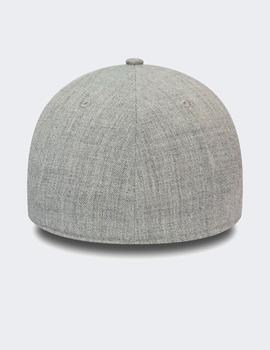 Gorra New era HEATHER 3930 LA RAIDERS - Gris vigoré