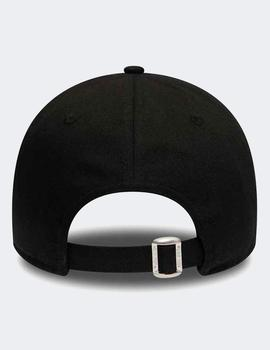 Gorra New era NBA ESSENTIAL OUTLINE LA LAKERS - Negro