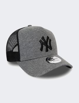 Gorra New era JERSEY ESSENTIAL TRUCKER NY YANKEES - Gris