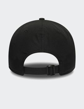 Gorra New era 940 HOOK JERRYWEST - Negro