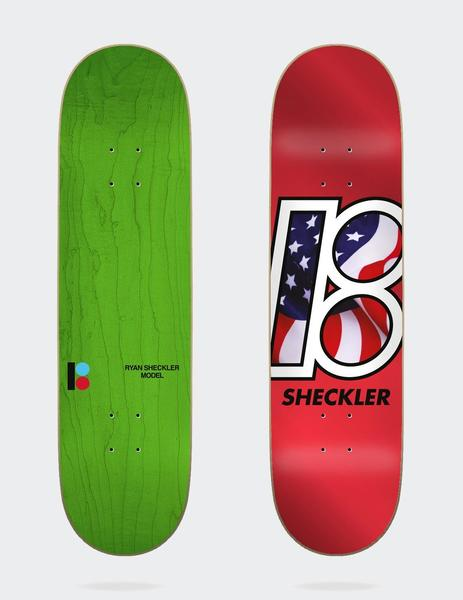 Tabla Skate PlanB Sheckler Global 8.0' x 31.75'